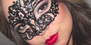 Máscaras sexys para seducir